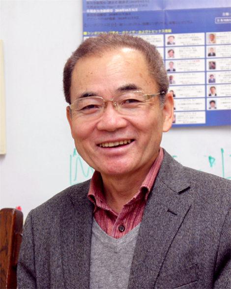兼松 秀行氏の写真