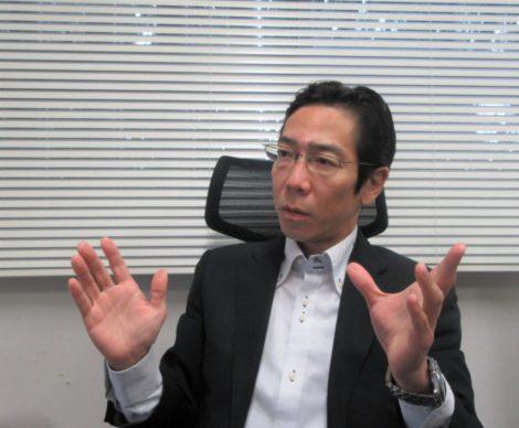 加藤 岳仁氏の写真