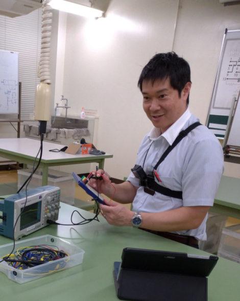 梶村 好宏氏の写真