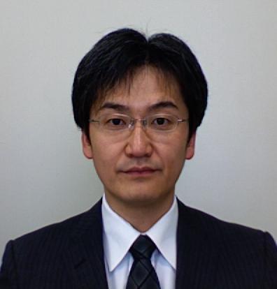 2008年 米子高専 赴任当時の谷藤先生