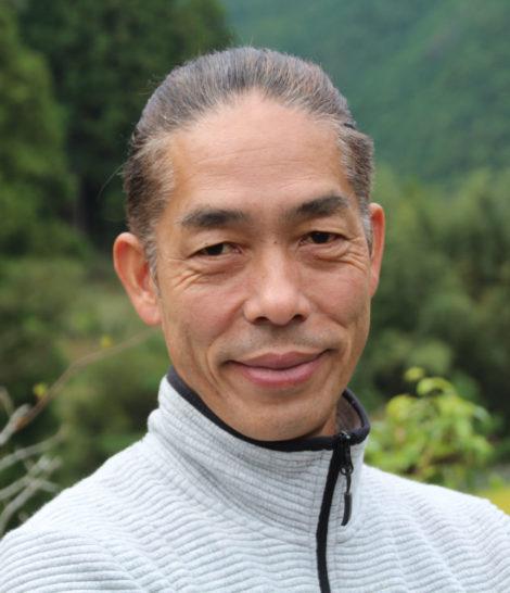 平石 年弘氏の写真