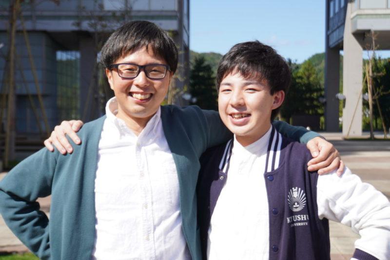 高専から進学してどう? 都城高専OBの九州大学助教・院生にインタビューのサムネイル画像