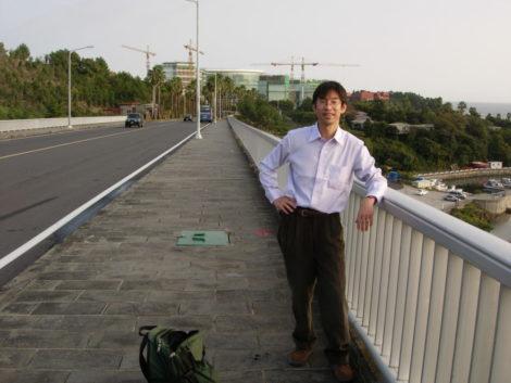 中村 重之氏の写真