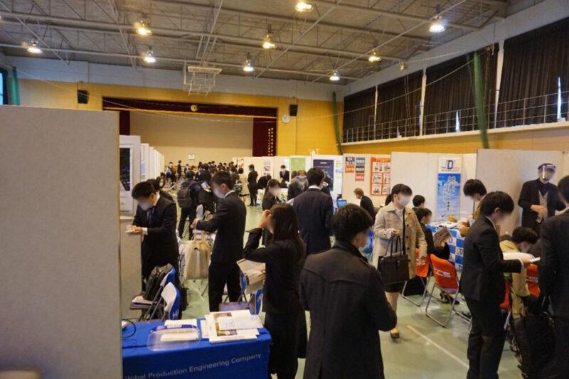 12/16熊本高専 熊本キャンパスにおいて「キャリアセミナー」を開催のサムネイル画像