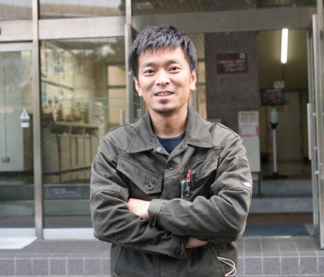 柳生 義人氏の写真
