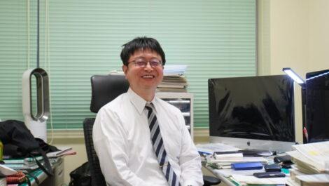 山内 正仁氏の写真