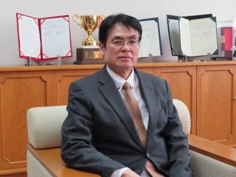 高橋 薫氏の写真