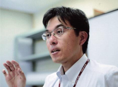 石川 洋平氏の写真
