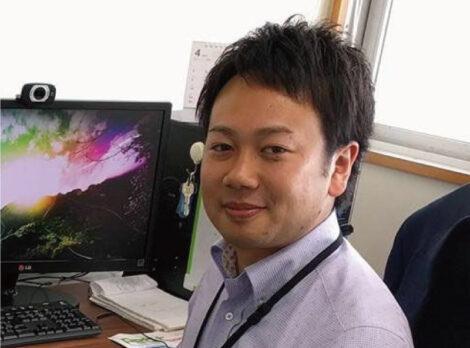 野口 卓朗氏の写真