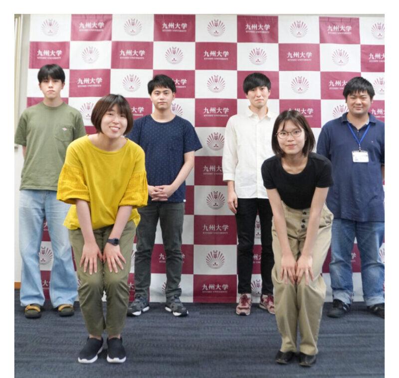 九州大学で輝く高専卒業生。本気で向き合える学びと、刺激を与えあえる仲間に出会える場所のサムネイル画像