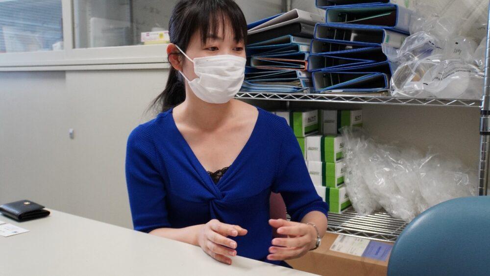 新居浜高専にて、お話を伺いして研究内容をお伺いしました。