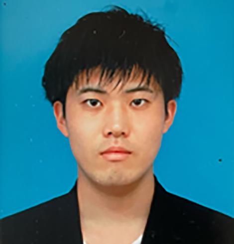 高久 侑己氏の写真